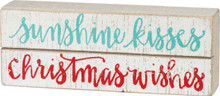 Sunshine Kisses - Christmas Wishes