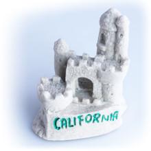 City Name Small Sand Castle Figure