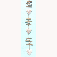Coastal Heart Garland