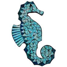 Mosaic Sea Horse