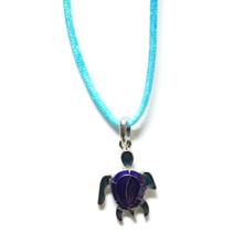 Sea Turtle Mood Necklace