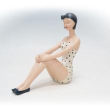 Bathing Beauty Figurine