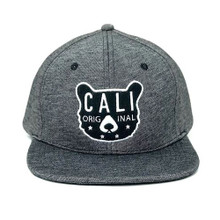 Black Cali Original Bear hat