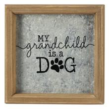 My Grandchild is a Dog