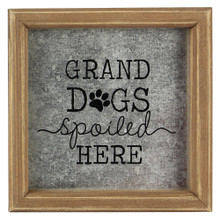 Grand Dogs Spoiled Here