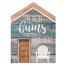 Beach Bums House Sign