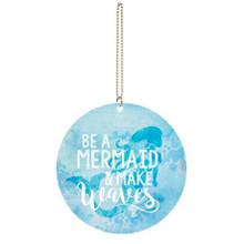 Be a Mermaid Car Charm