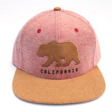 Pink Cali Bear Hat