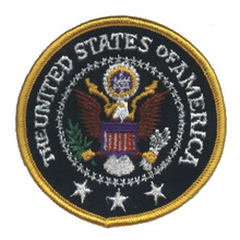 USA President's Seal Patch