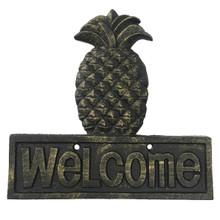 Pineapple Welcome Plaque