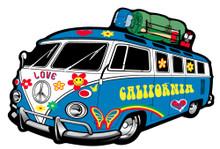 California Hippie Bus