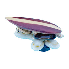 Small Surfin' Turtle Magnet
