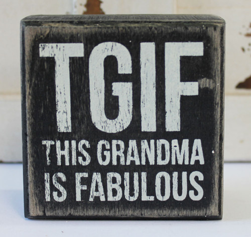 TGIF This Grandma is Fabulous