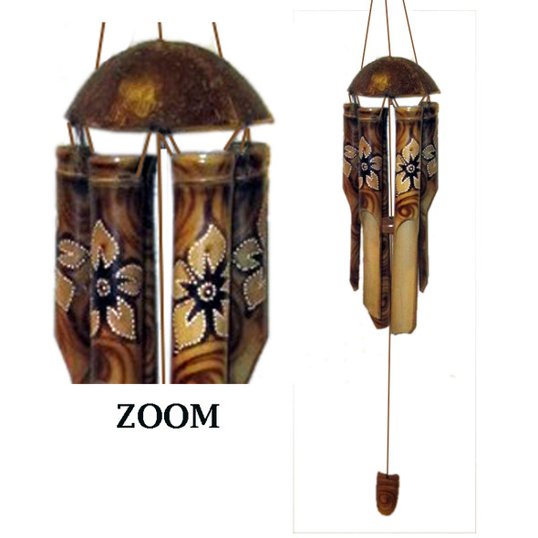 Bamboo Flowers Chime