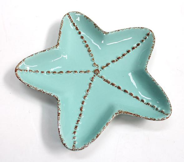 Ceramic Starfish Plate
