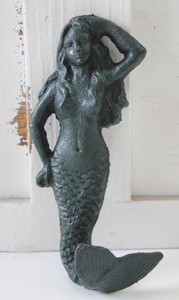 Green Mermaid Hook