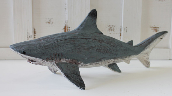Shark Carving