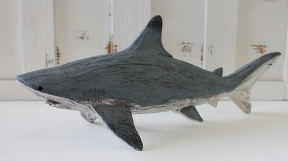 Shark Carving