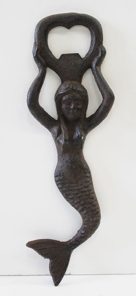 Brown Mermaid Bottle Opener