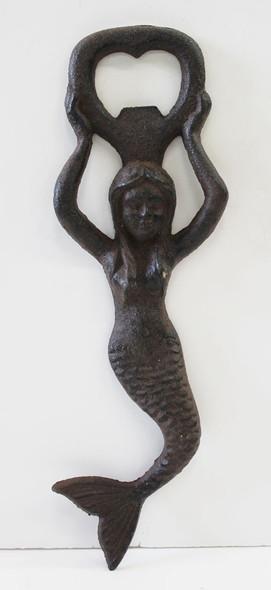 Brown Mermaid Bottle Opener