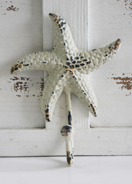 White Starfish Hook