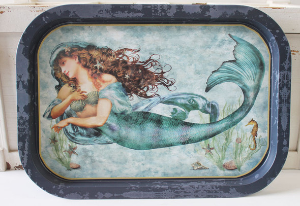 Sea Beauty Food-Safe Tray