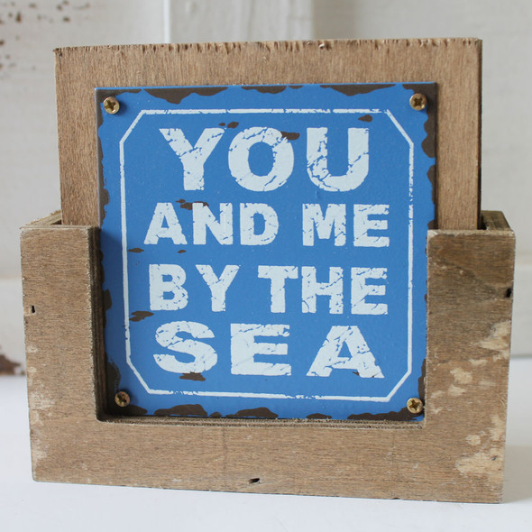 YOU and me by the SEA