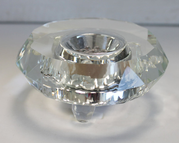 Crystal Rotary Light Stand