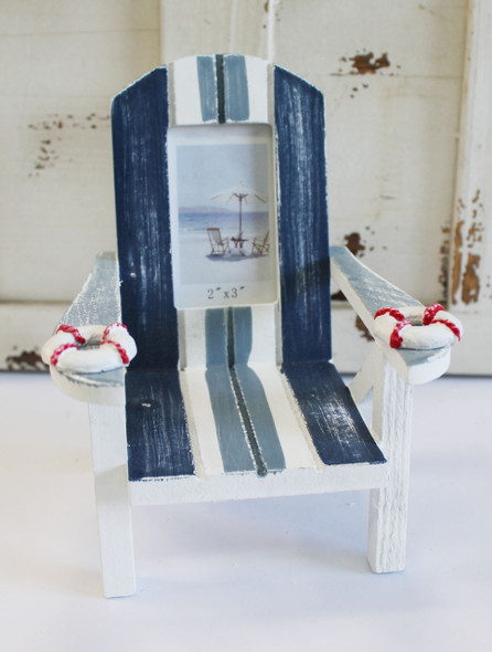Beach Chair Picture Frame