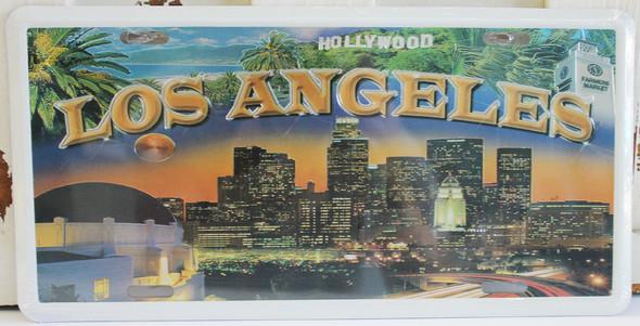 Scenic Los Angeles
