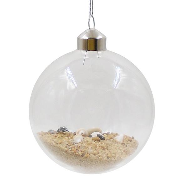 Glass Ball Ornament