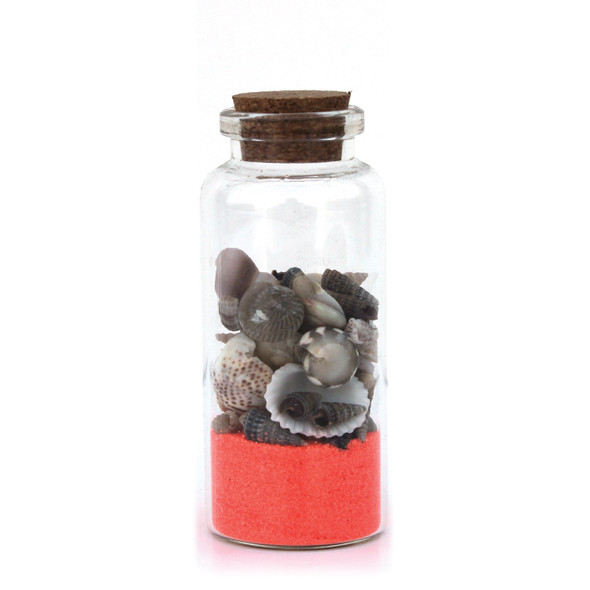 Coral Sand Beach Bottle Magnet