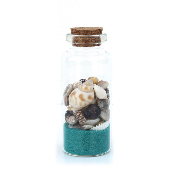 Ocean Sand Bottle Magnet