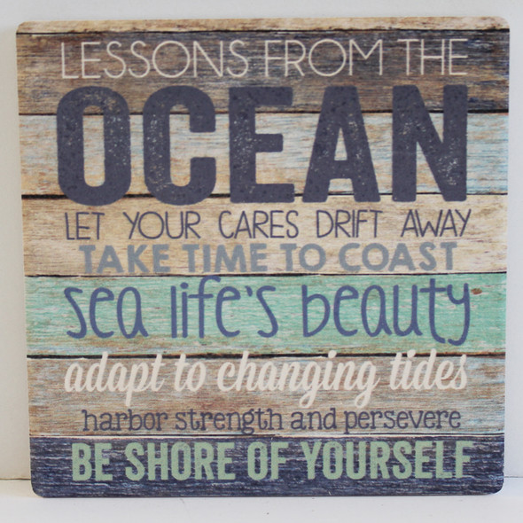 Lessons from the Ocean Coaster