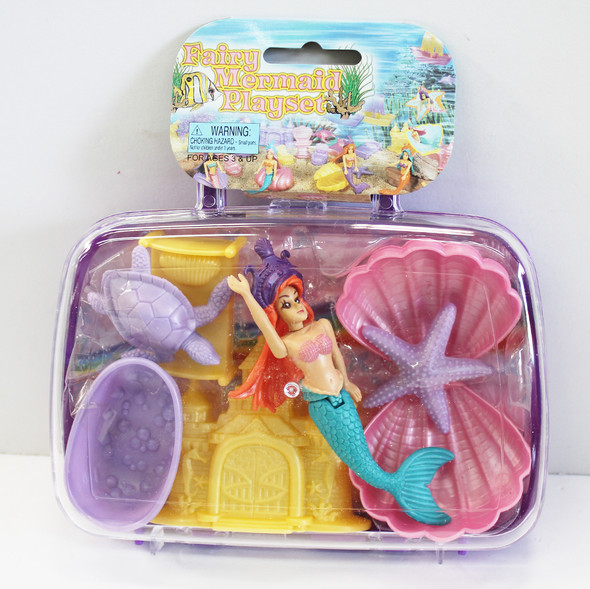 Mermaid Playset