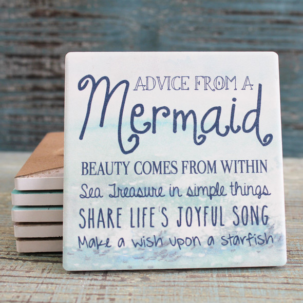 Advice from a Mermaid Coaster