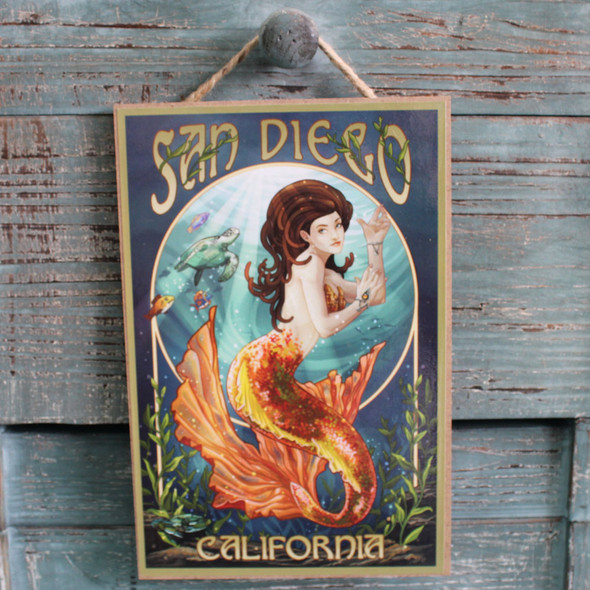 San Diego Mermaid