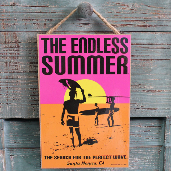 The Endless Summer Santa Monica