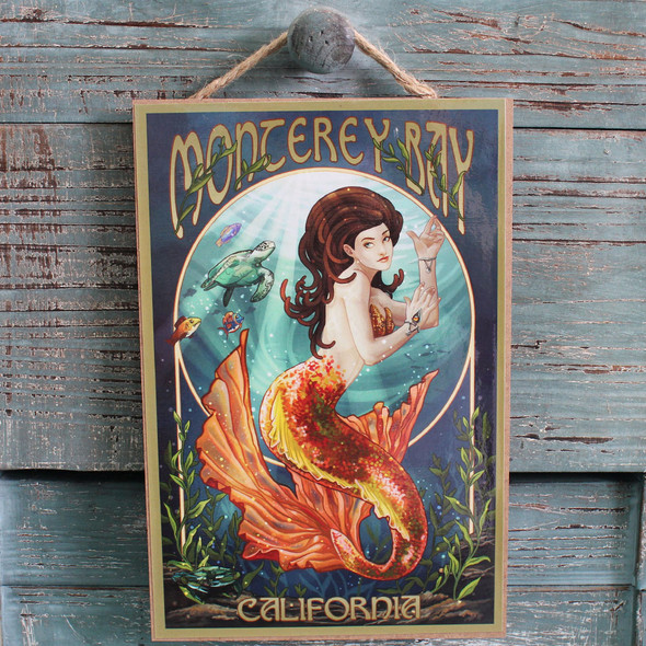 Monterey Bay Mermaid