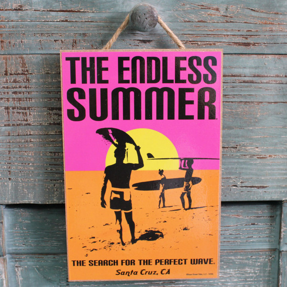 The Endless Summer - Santa Cruz