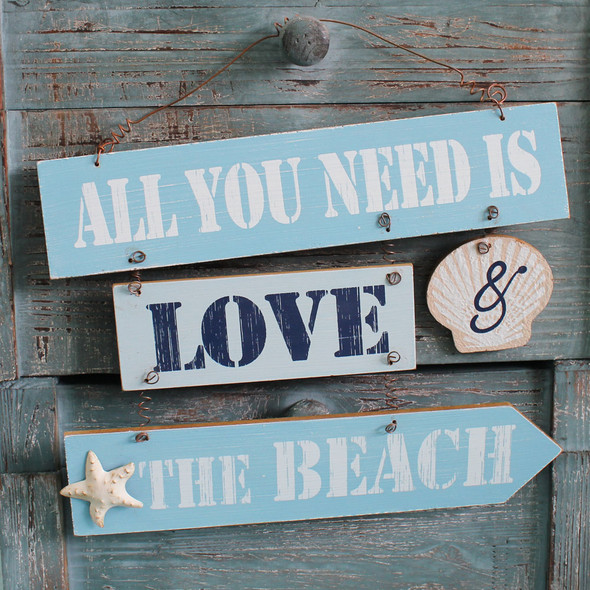 All You Need is Love and the Beach