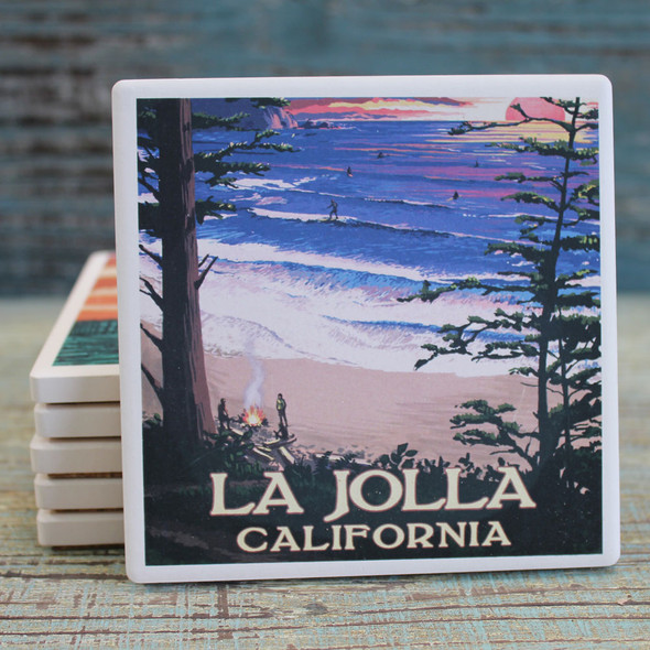 La Jolla Beach Coaster