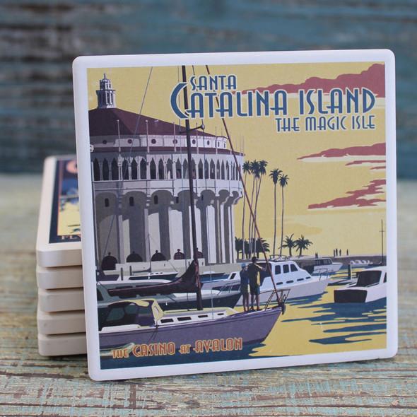 Catalina Island Casino Coaster