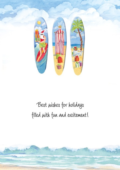 Best wishes for holidays filled with fun and excitement!