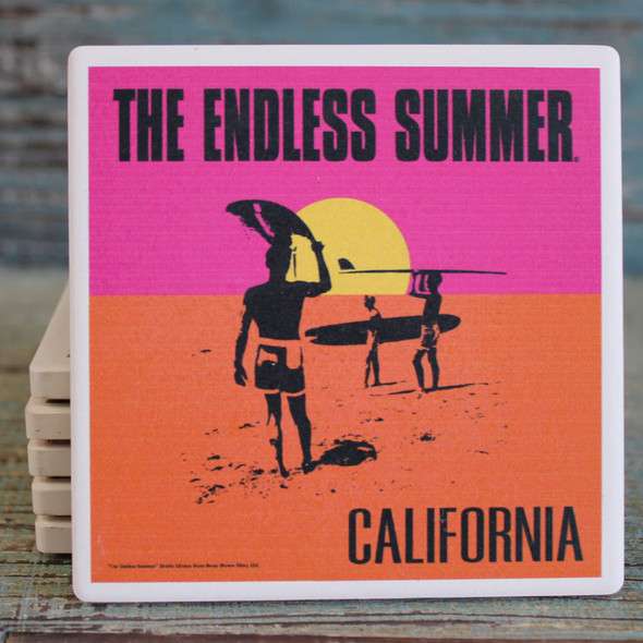 The Endless Summer California Coaster