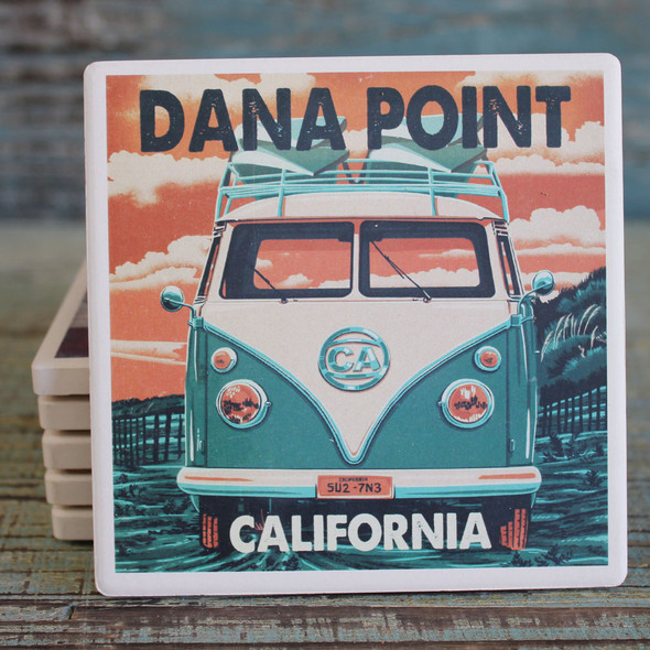 Dana Point VW Van Coaster