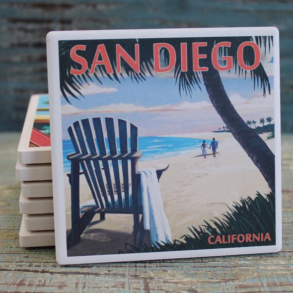 San Diego Adirondack & Palm Coaster