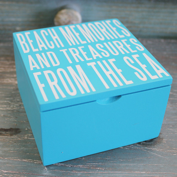 Beach Keepsake Box