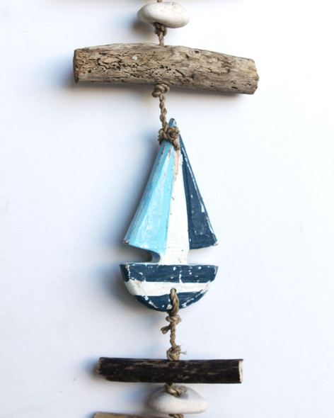 Sailboat Garland