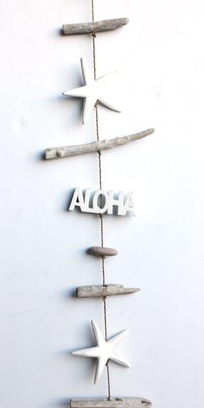 Aloha Dangling Garland
